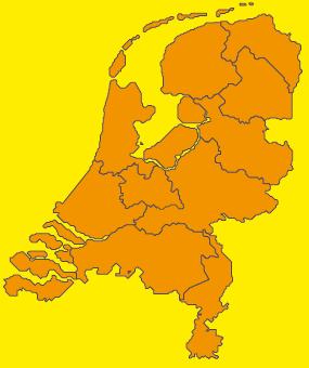 wandelingen in Nederland